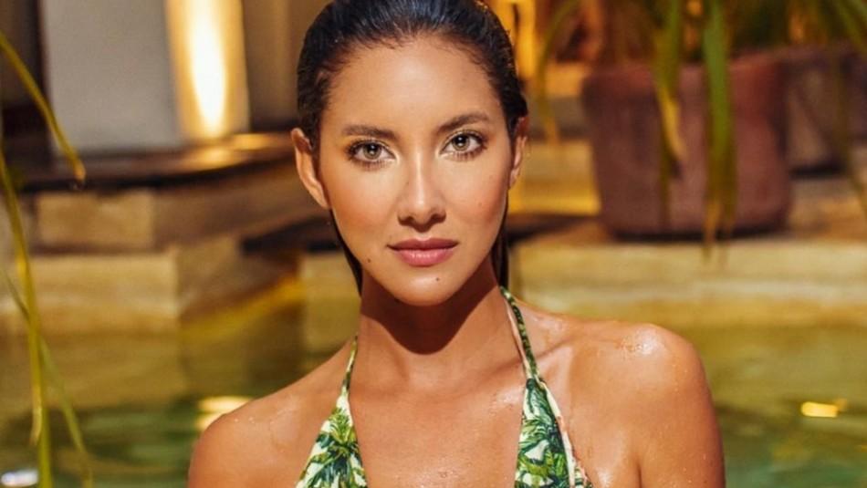 Daniella Álvarez muestra cómo luce su cuerpo tras sus cinco operaciones en 2020