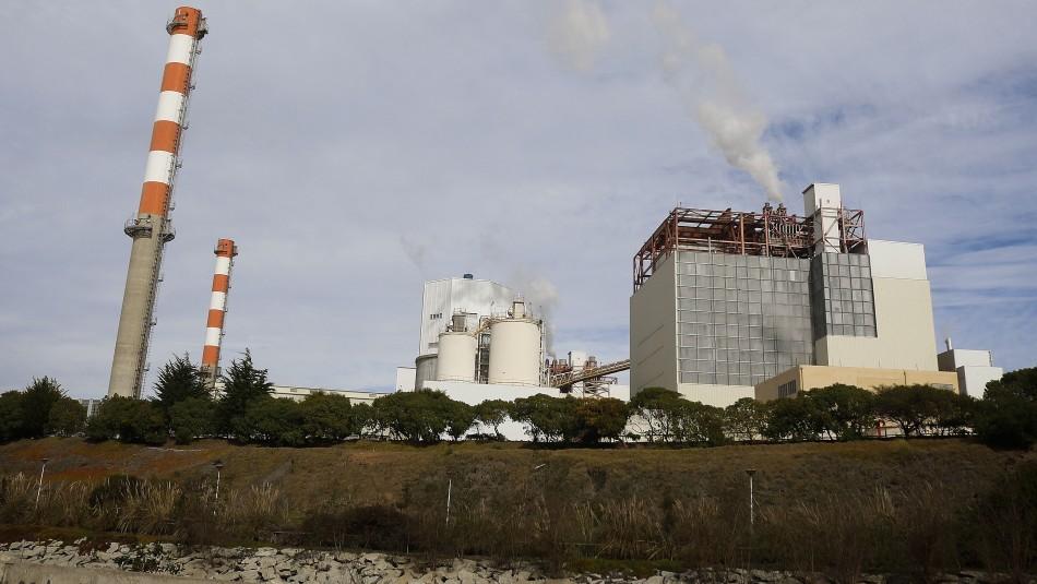 Cierran central termoeléctrica Ventanas 1 de Puchuncaví tras más de 50 años