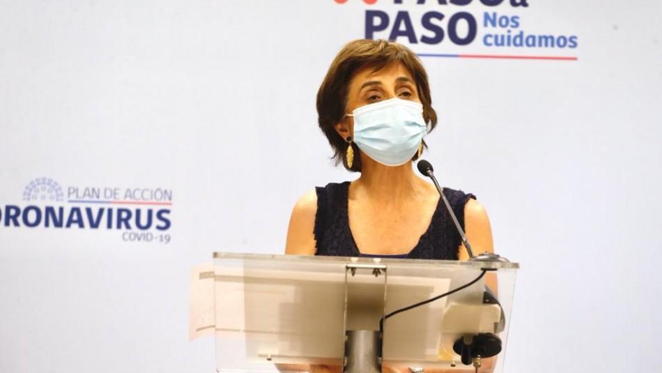 Detectan en Chile primer caso con nueva variante del coronavirus del Reino Unido