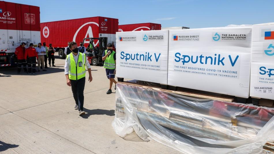 Argentina inicia campaña de vacunación contra el coronavirus con la rusa Sputnik V