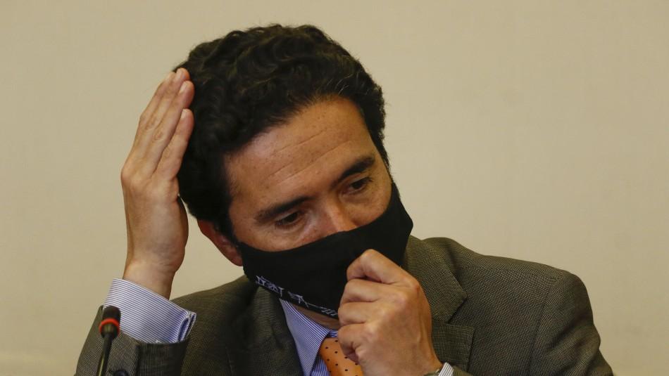 Ministro Briones explica sus dichos sobre Ponce Lerou: