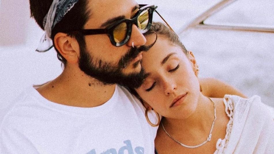 Evaluna Montaner revela haber sufrido percance mientras caminaba con Camilo por Nueva York