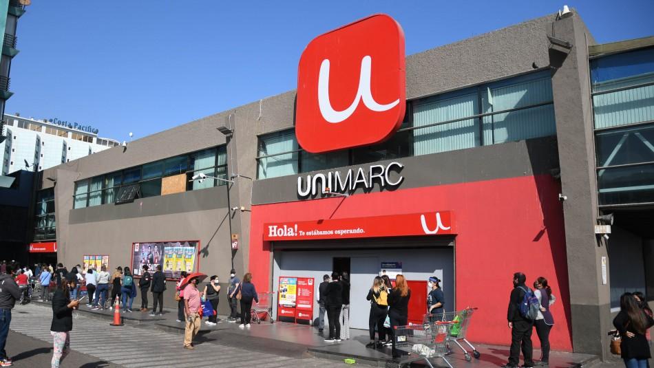 Revisa los horarios de supermercados Unimarc para este jueves 31 de diciembre