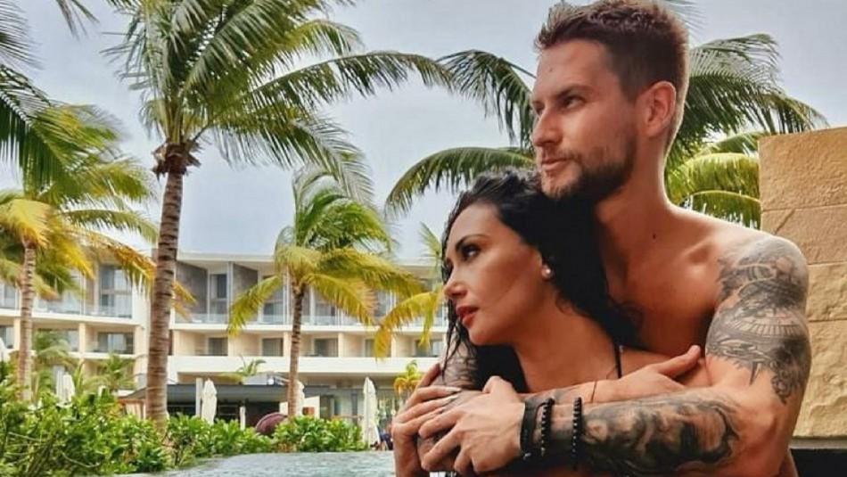 La reacción de Pamela Díaz y Jean Philippe al estar dentro de las parejas favoritas del 2020