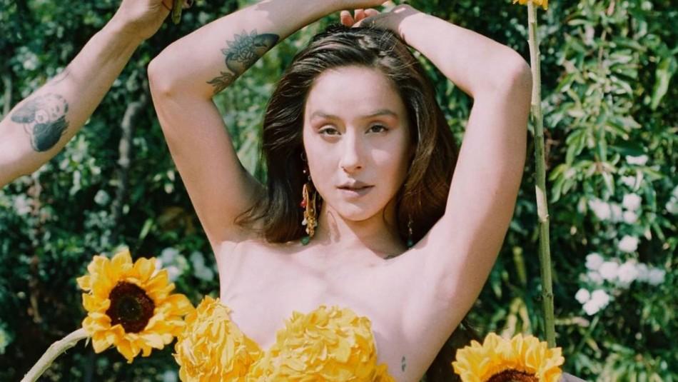 Con íntimas fotos Denise Rosenthal anhela libertad para el 2021