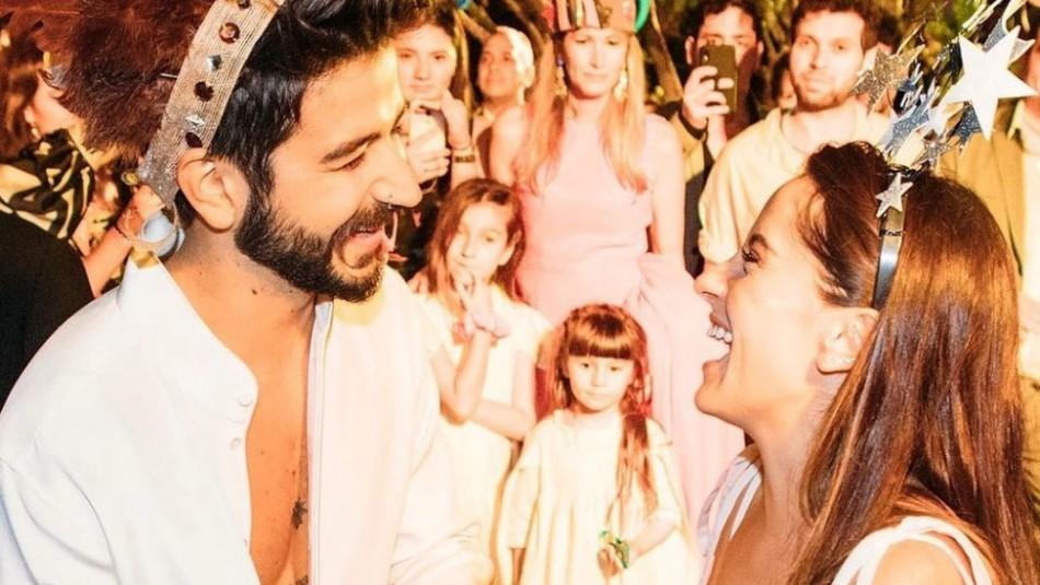 Así era Evaluna Montaner antes de casarse con Camilo: Ya era una ternura