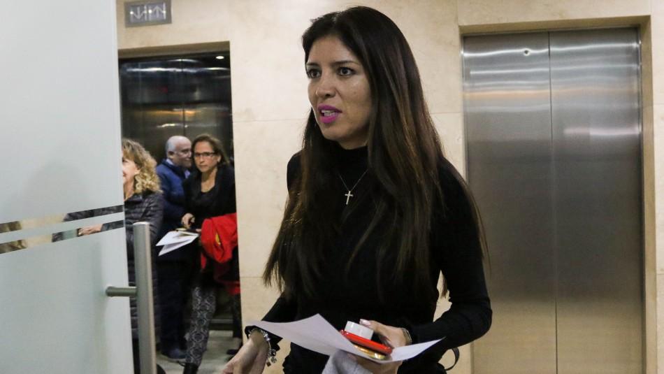 Condenan a exalcaldesa de Antofagasta Karen Rojo por fraude al fisco