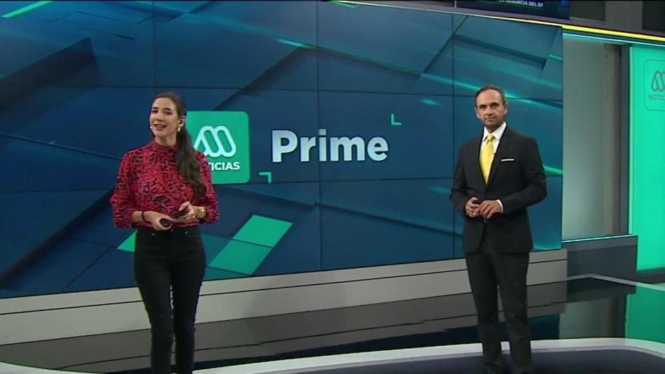 Meganoticias Prime - Viernes 01 de enero 2021