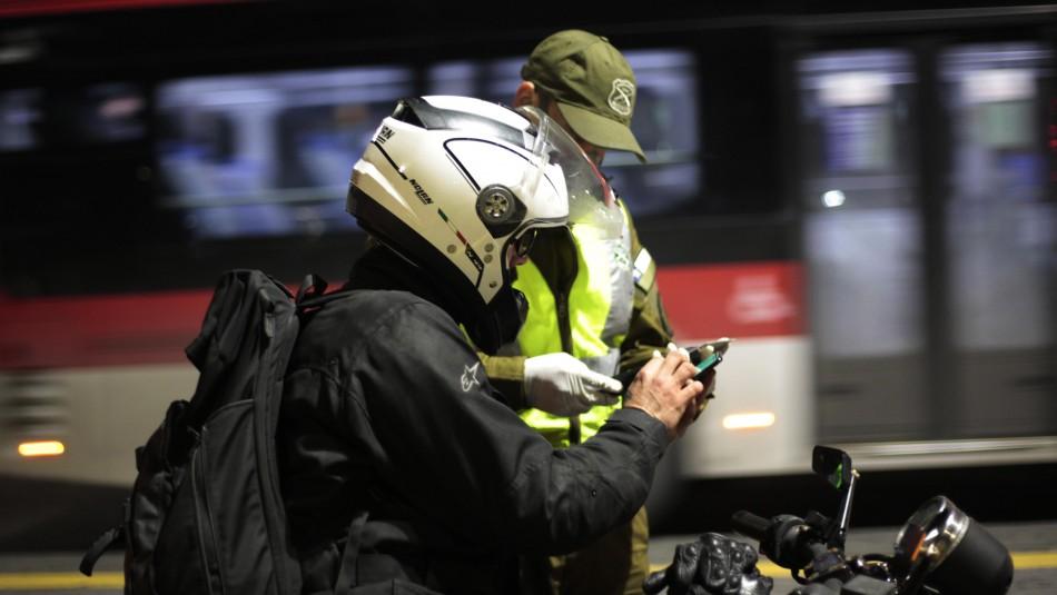Autoridad reporta que hubo más de 800 detenidos en las últimas 24 horas