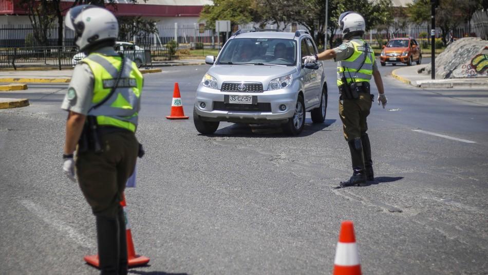 Fin de semana largo: Reportan cuatro muertos y 44 detenidos por conducir en estado de ebriedad