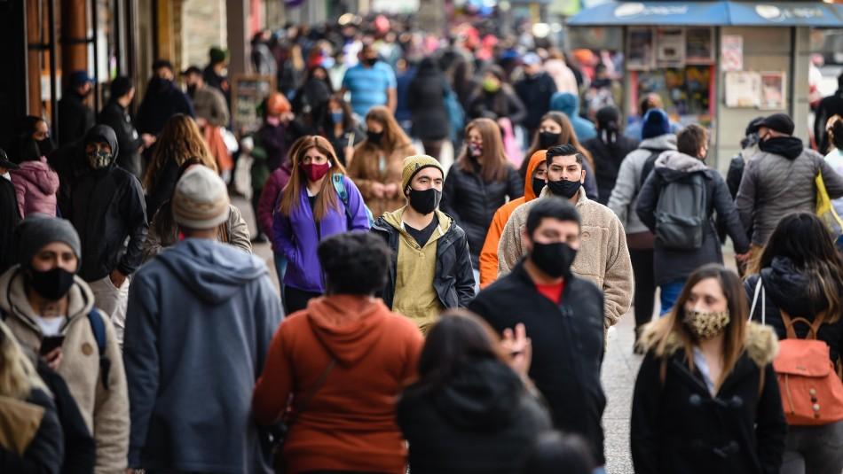Destaca el sur de Chile: Las regiones con más casos activos de coronavirus