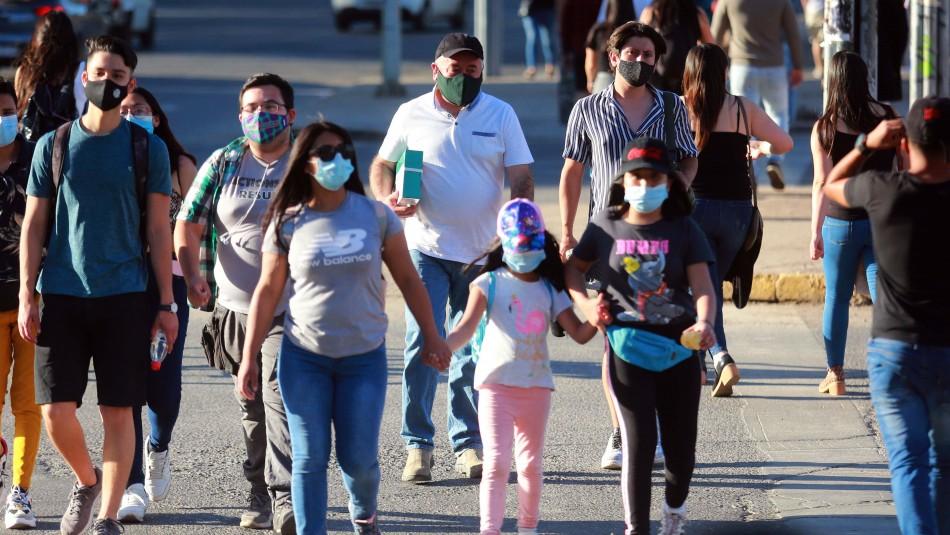 Cambios en plan Paso a Paso: San Bernardo y Recoleta lideran comunas que avanzan de fase