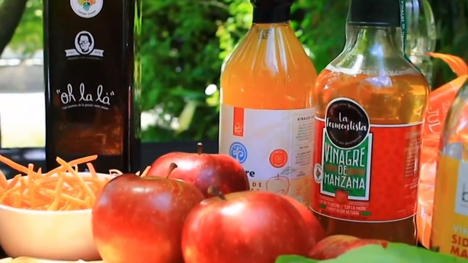 Súperalimentos: Conoce todas las propiedades del vinagre de manzana