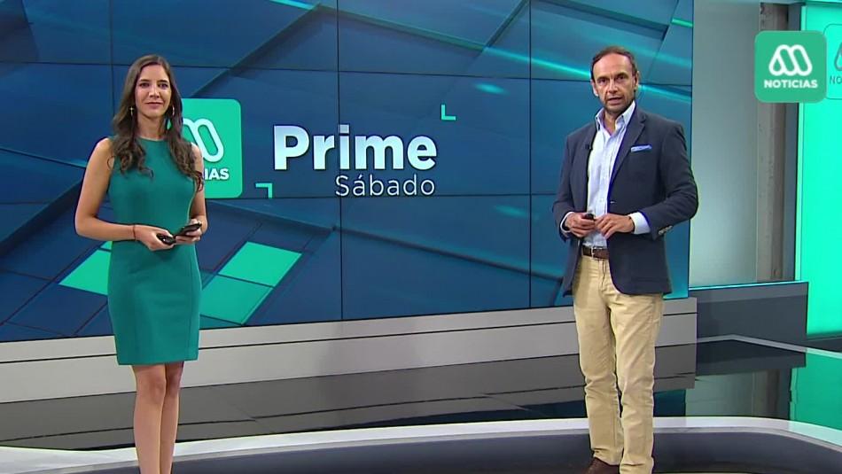 Meganoticias Prime - Sábado 02 de enero 2021