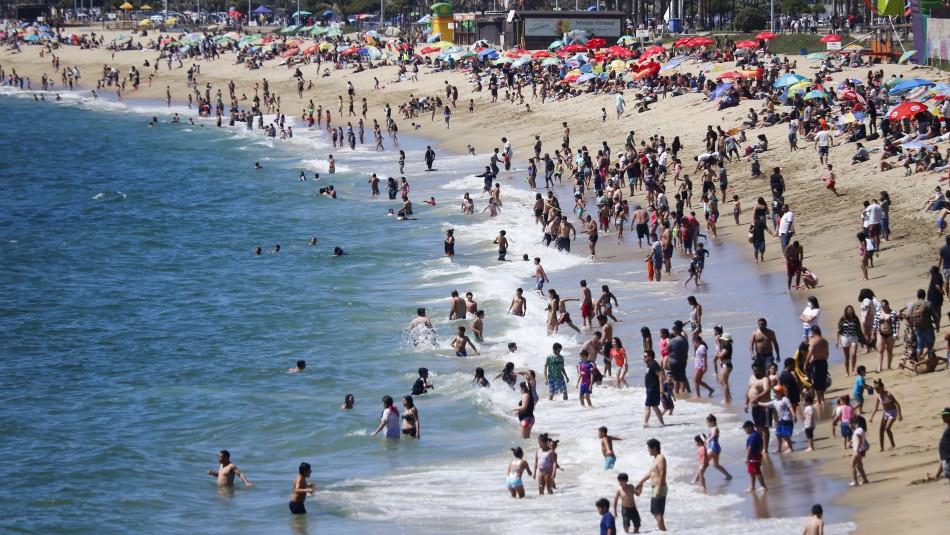 Viña del Mar espera masiva llegada de turistas gracias a Permiso Especial de Vacaciones