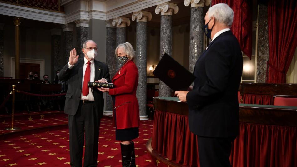 Asumió el nuevo Congreso de Estados Unidos en vísperas de una semana decisiva