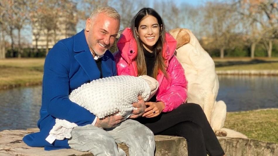 Sharon Fonseca revela que planea tener un segundo hijo junto a Gianluca Vacchi