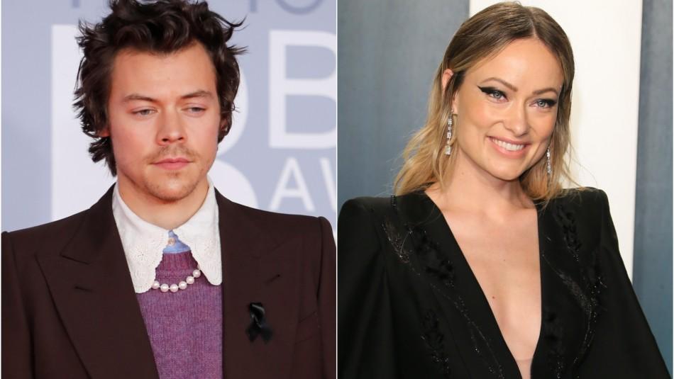 Harry Styles y Olivia Wilde abren rumores de romance tras conocerse fotos juntos