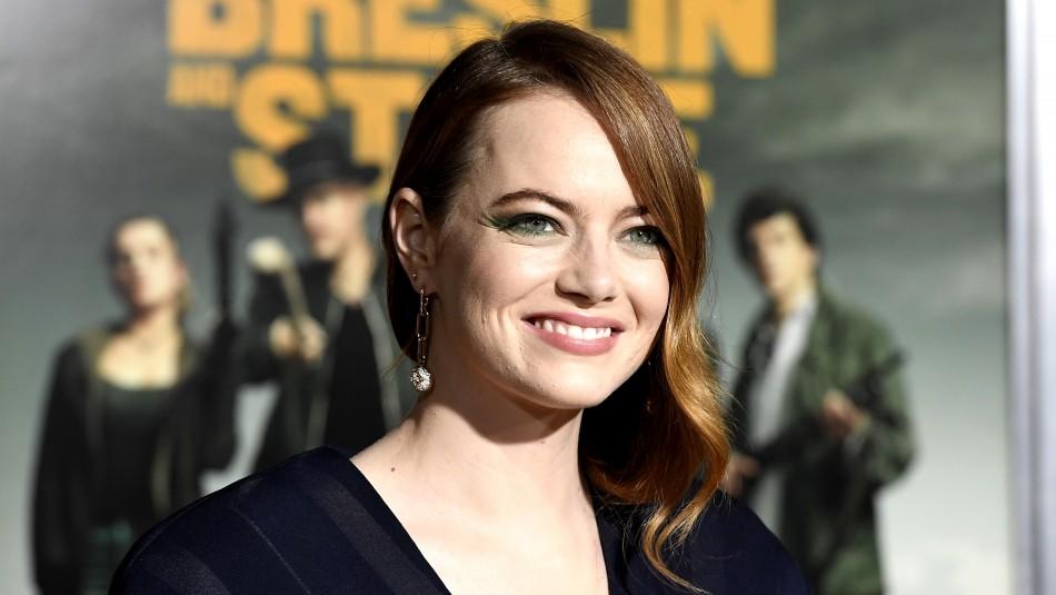 Revelan embarazo de la actriz Emma Stone: Espera a su primer hijo