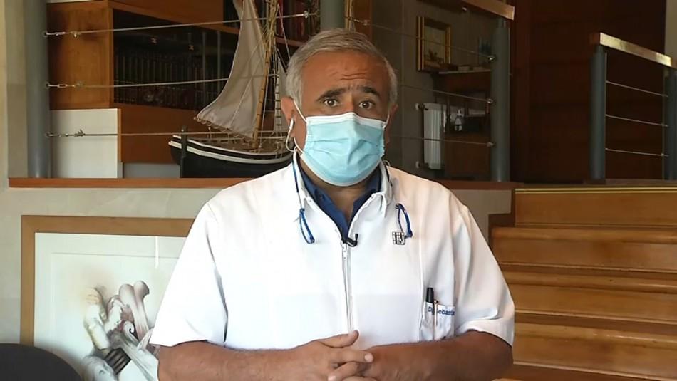 ¿Doctor Ugarte candidato?: Chile Vamos y oposición buscan que sea gobernador o constituyente