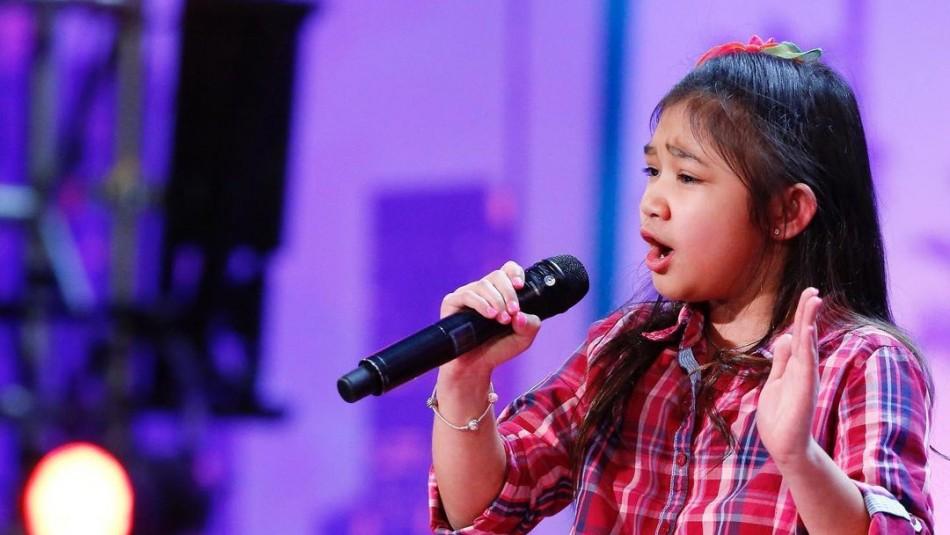 Angelica Hale: Mira cuánto ha crecido la finalista más joven de America's Got Talent