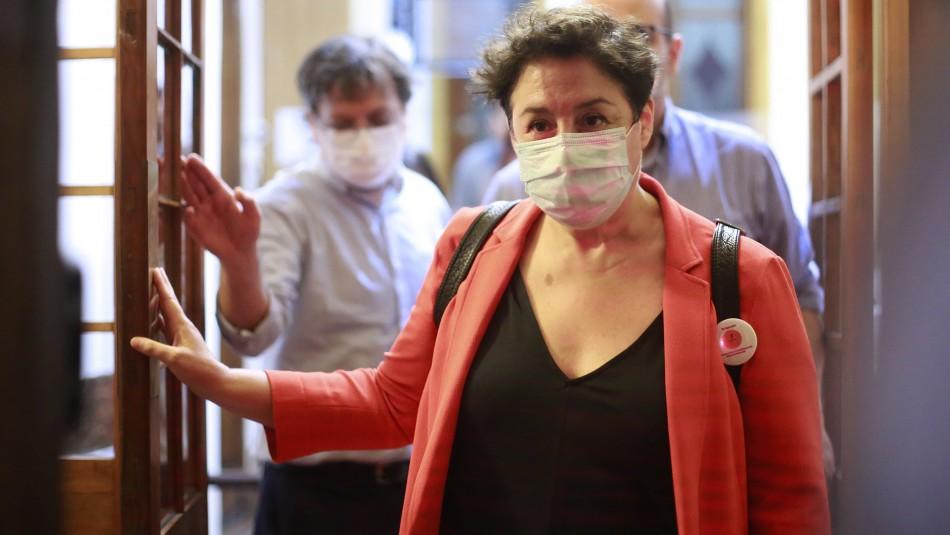 Descartan a Beatriz Sánchez como candidata presidencial del Frente Amplio