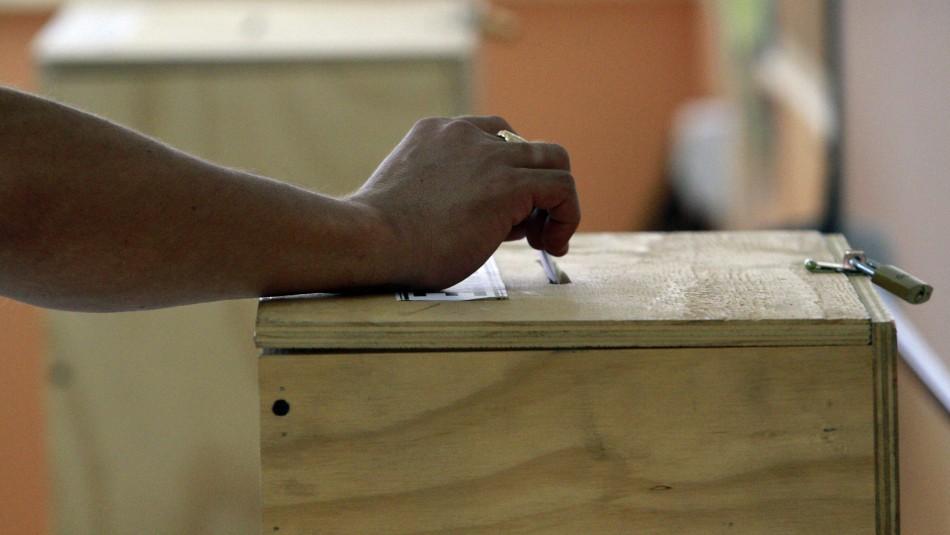 Cámara de Diputados aprueba en general el voto anticipado