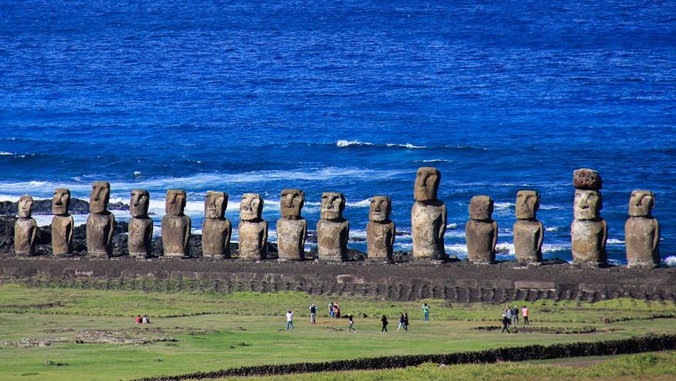 Permiso de Vacaciones: Rapa Nui reitera que la isla permanece cerrada al turismo