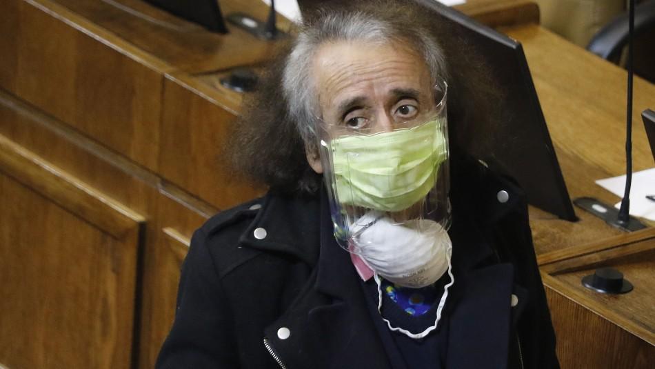 Florcita Alarcón es acusado de abuso sexual y renuncia a presidencia de comisión de Cultura