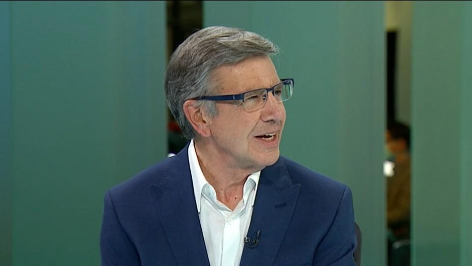 Joaquín Lavín reconoce que no integraría al partido de José Antonio Kast en su gobierno