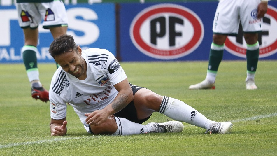 Humillación de Colo Colo ante Wanderers deja a los albos a un paso de Primera B