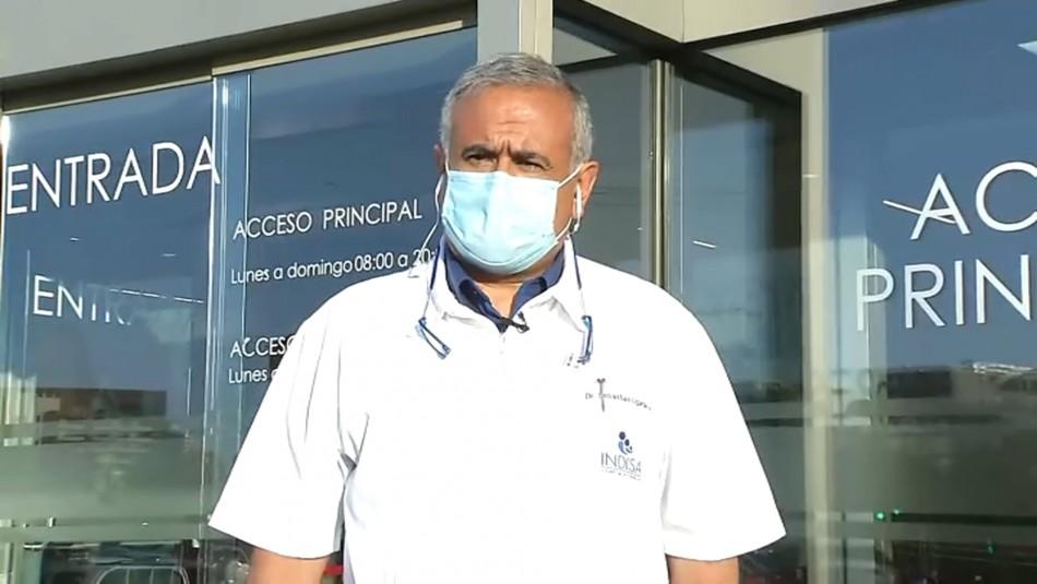 Doctor Ugarte descarta candidatura: