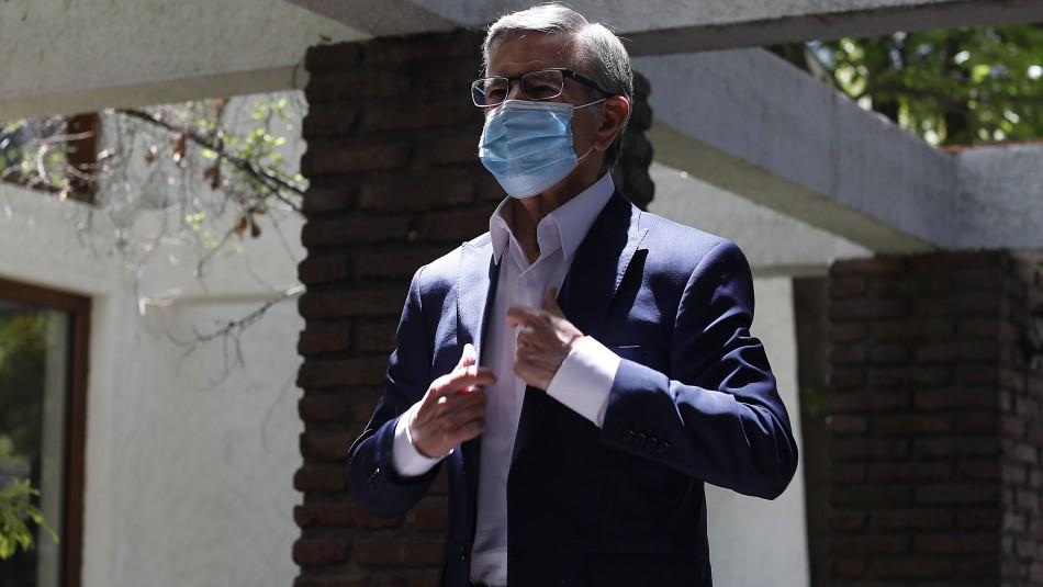 Lavín no va a la reelección por Las Condes: