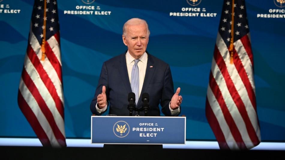 Joe Biden y protestas en EEUU: