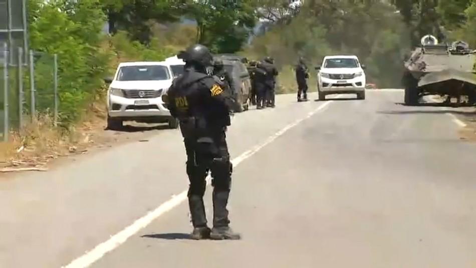Confirman muerte de funcionario de la PDI en allanamiento por droga en Ercilla