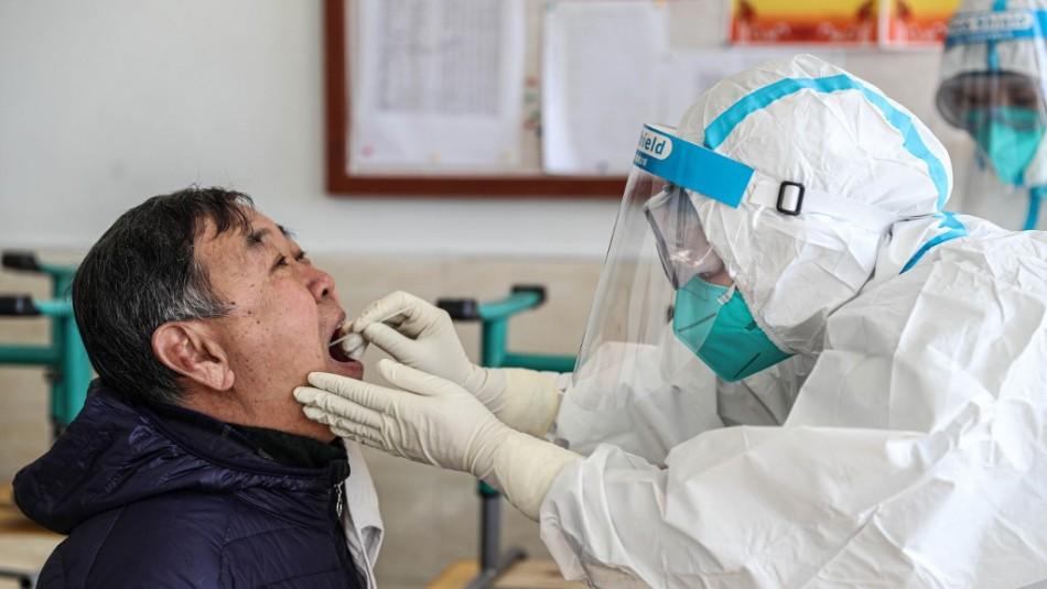 China registra nuevo récord en número de contagios en las últimas 24 horas