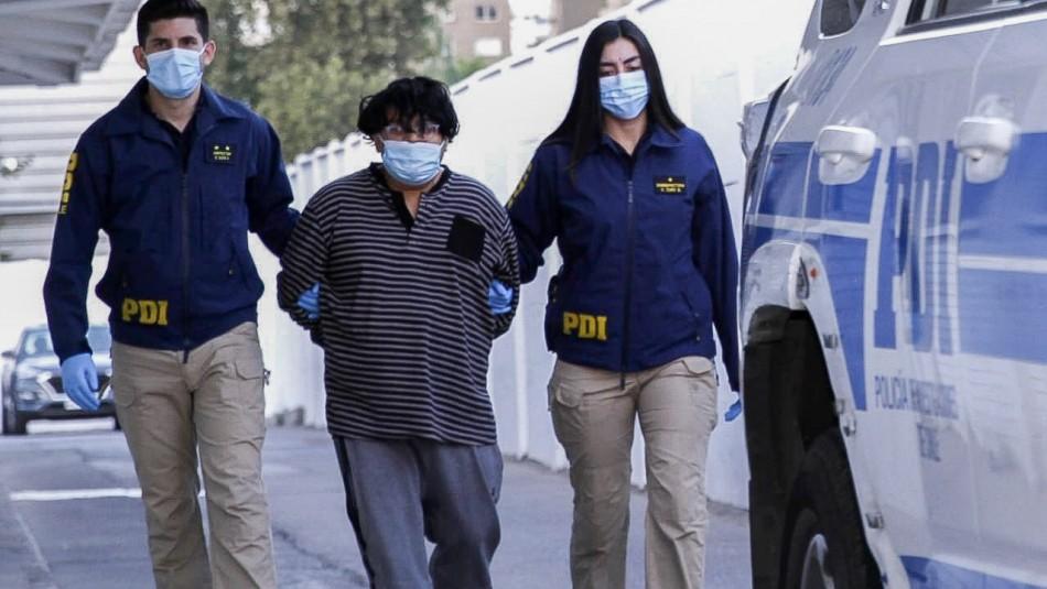Caso María Isabel Pavez: Acusado de asesinar a la joven queda en prisión preventiva