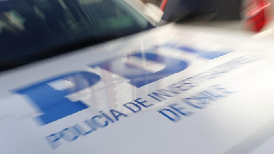 PDI allana la municipalidad de Recoleta por el caso Luminarias