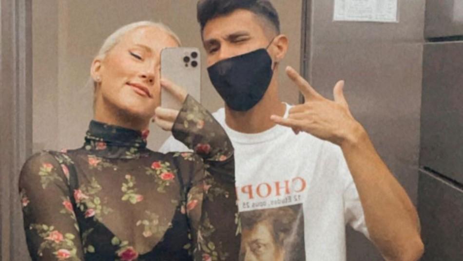 Vesta Lugg y su relación con Pablo Galdames: Reveló que ella le pidió pololeo al futbolista