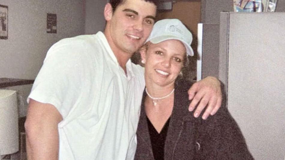Exmarido de Britney Spears fue visto en los disturbios en el Capitolio de Estados Unidos