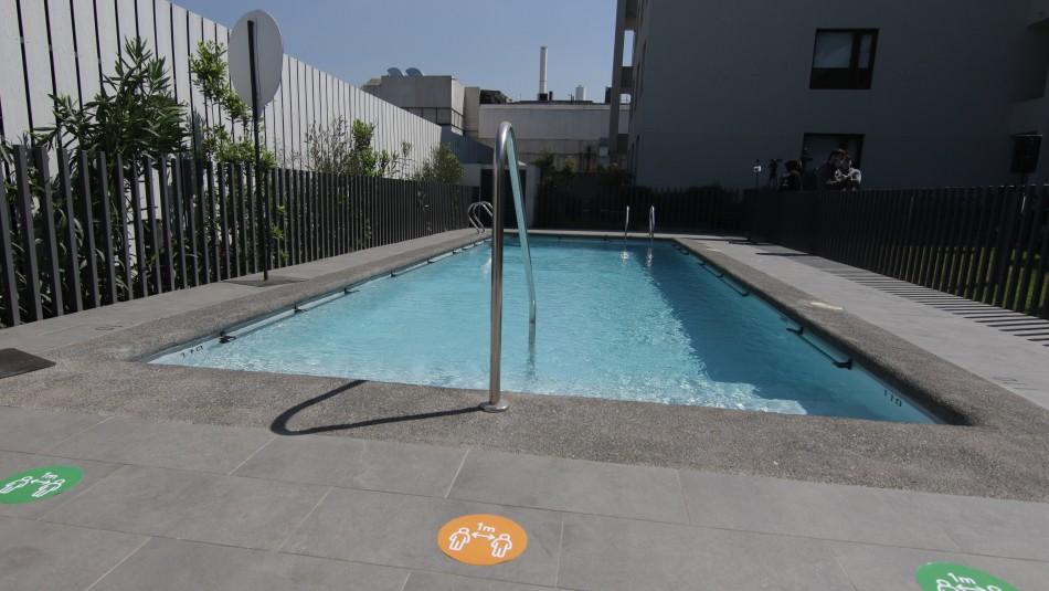 Niña de dos años muere ahogada en una piscina en Casablanca