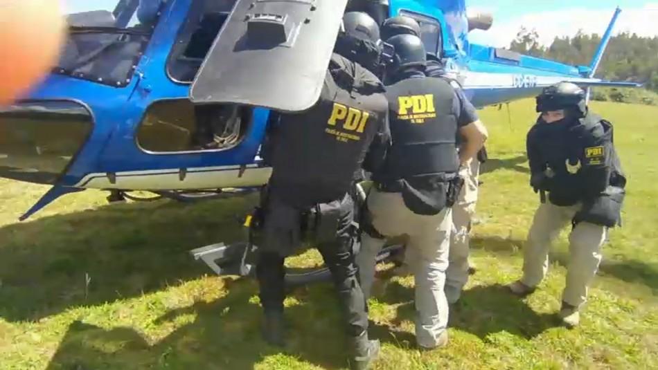 Ministro Delgado llega a La Araucanía tras muertes de detective y de agricultor