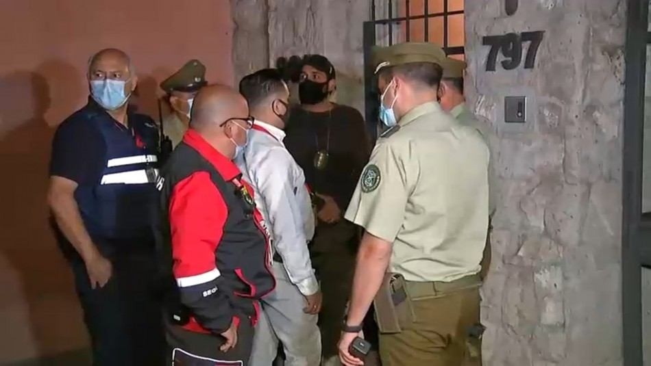 Celebración de matrimonio en Las Condes termina con sus 53 participantes detenidos