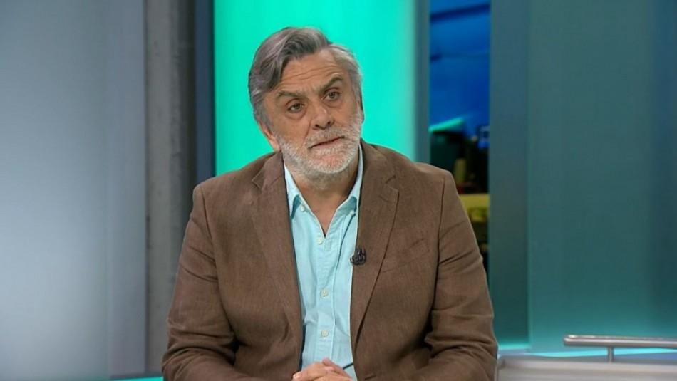 Pablo Longueira renuncia a la UDI tras nuevo intento fallido para ser candidato a constituyente