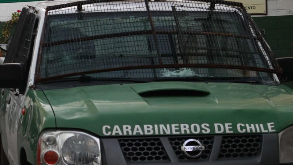 Carabineros detiene a 53 personas en Quebrada de Macul por infringir medidas sanitarias