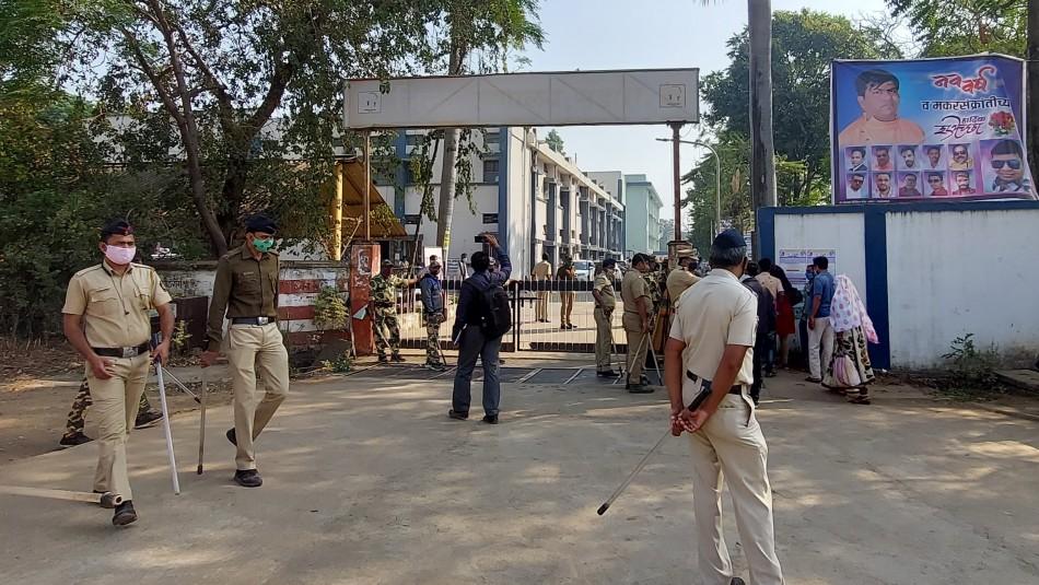 Diez bebés mueren durante un incendio registrado en un hospital de la India