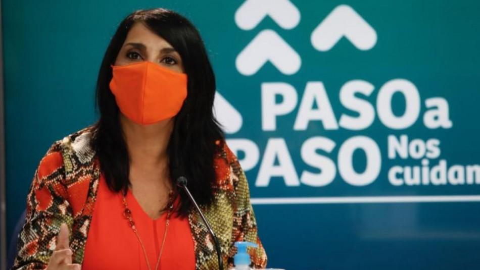Karla Rubilar enumera 24 comunas que califican al IFE Cuarentena: Valdivia y Temuco entre ellas