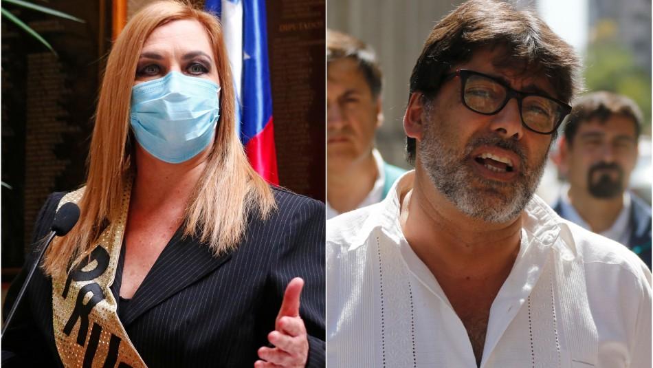 Cadem y presidenciales: Las proyecciones para Jiles y Jadue frente a candidatos de Chile Vamos