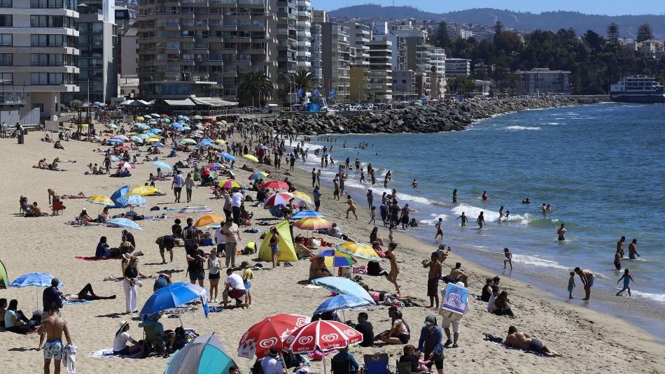 El principal destino es Valparaíso: Se han solicitado más de 230 mil permisos de vacaciones
