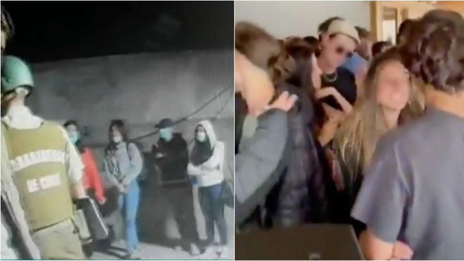 Fiestas clandestinas: Psicóloga explica por qué los jóvenes son los principales involucrados